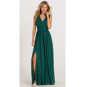 Dessy Collection Long Bridesmaid Dress Style 2894